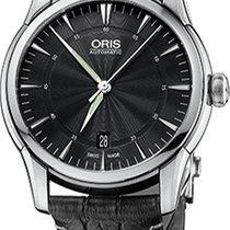 Oris Artelier Date 733.7670.4054.LS new