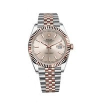 Rolex Datejust II 41 mm Stainless Steel and 18K Everose gold...