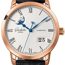 Glashütte Original Senator Panorama Date Moon Phase 100-04-32-15-04 2019 nov