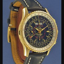 Breitling Montbrillant Datora Or jaune 43mm France, PARIS
