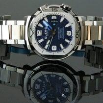 Clerc Chronometer 43,8mm Automatisch 2017 nieuw Hydroscaph H1 Chronometer Blauw