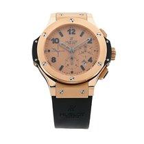 Hublot Evolution Big Bang Watch 18KT Rose Gold 301-PX 44 mm