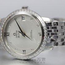 Omega De Ville Prestige 424.15.33.20.52.001 - DE VILLE PRESTIGE 32,7mm.Diamanti. новые