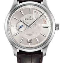 Zenith Captain Power Reserve Acero