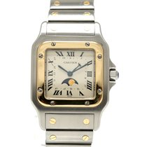Cartier Santos Moonphase