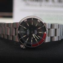 豪利时  (Oris) Divers Titanium 633 7562 P Pepsi Style Bezel 9/10...