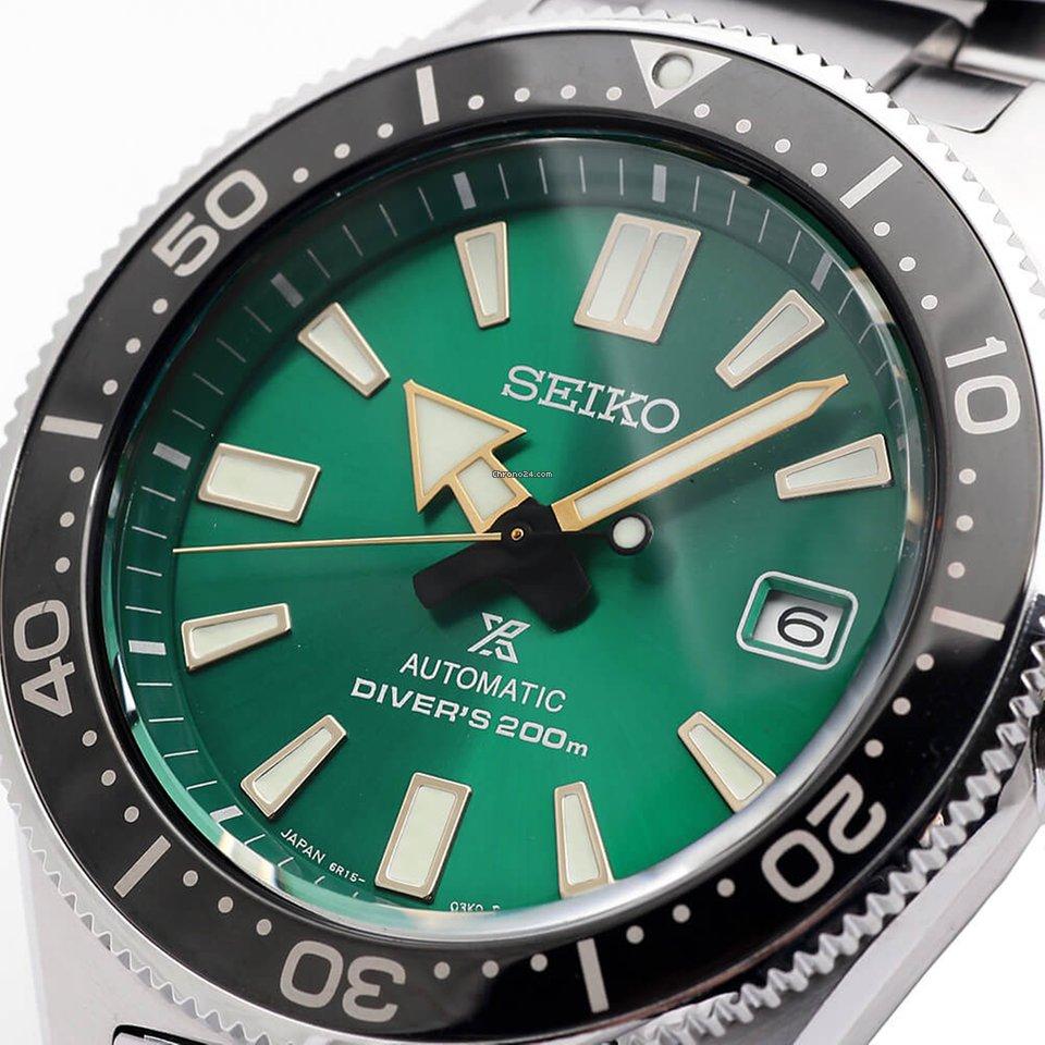 Seiko Prospex SBDC059 2018 новые