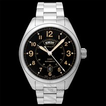 Hamilton Khaki Field Day Date new Automatic Watch with original box and original papers H70505933