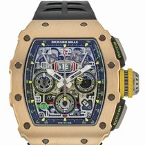 Richard Mille RM11-03 - Rose Gold/Titanium Men's Watch