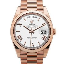 Rolex Presidential Day Date NEW 40mm ROSE GOLD
