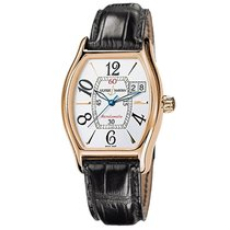 Ulysse Nardin Rose gold Automatic Grey 35.1mm new Michelangelo