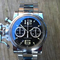 Graham 43mm Automatic 2crbs pre-owned