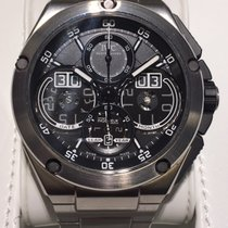 IWC IW379201 Titanium 2014 Ingenieur Perpetual Calendar Digital Date-Month 46mm pre-owned