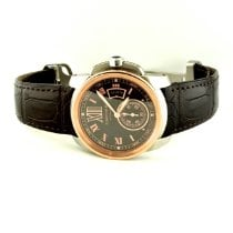 Cartier 42mm Automatic new Calibre de Cartier (Submodel) Brown