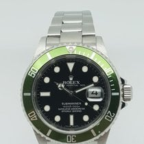 Rolex 16610LV Steel Submariner Date 40mm