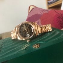 Rolex Day-Date II Or rose 41mm Bronze Arabes France, Paris