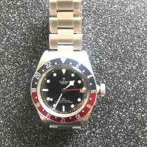 Tudor 79830RB Stahl 2019 Black Bay GMT 41mm neu