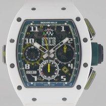 Richard Mille Keramiek 42mm Automatisch RM 011 tweedehands