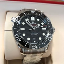 Omega 210.30.42.20.01.001 Staal 2019 Seamaster Diver 300 M 42mm nieuw