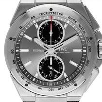 IWC Ingenieur Chronograph Racer Steel 45.5mm Grey