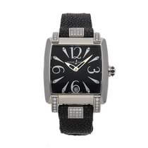 Ulysse Nardin Steel 34mm Automatic 133-91C/06-02 pre-owned