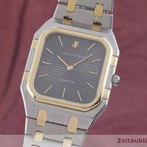 Audemars Piguet Royal Oak Jumbo gebraucht 32mm Grau Gold/Stahl