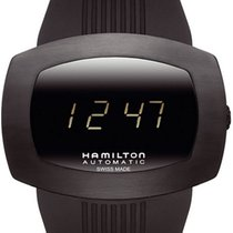 Hamilton Steel Automatic 48mm new Pulsomatic