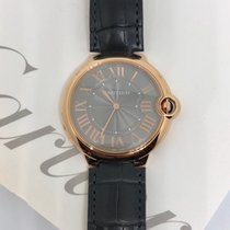 Cartier Ballon Bleu 40mm Pозовое золото 40mm Cерый