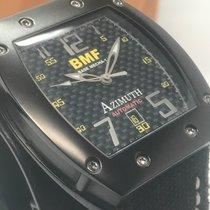Azimuth Ocel Automatika Černá 43mm použité