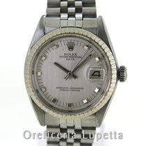 Rolex Oyster Perpetual Date 1505 Bon Acier 34mm Remontage automatique