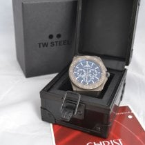 TW Steel Steel 48mm Automatic pre-owned