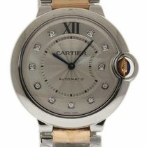 Cartier WE902031 Steel 2018 Ballon Bleu 36mm 36mm new United States of America, Florida, 33132