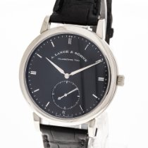 A. Lange & Söhne White gold Automatic 307.029 pre-owned