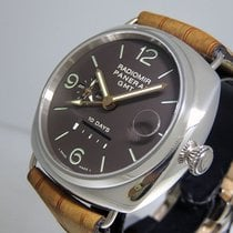 Panerai Platinum Automatic Brown Arabic numerals 45mm new Special Editions