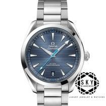 Omega Steel 41mm Automatic 220.10.41.21.03.002 new United States of America, New York, NEW YORK