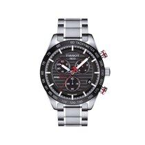 Tissot PRS 516 neu 2019 Quarz Chronograph Uhr mit Original-Box und Original-Papieren T1004171105101