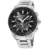Seiko Astron GPS Solar Chronograph Titanium Black United States of America, New York, New York