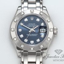 Rolex Lady-Datejust Pearlmaster pre-owned