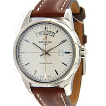Breitling Transocean Day & Date 43mm White United States of America, Virginia, Vienna