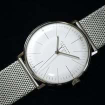 Junghans Steel Manual winding 027 3004 44M pre-owned