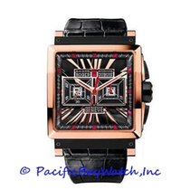 Roger Dubuis KingSquare Rose gold 40mm Black Roman numerals United States of America, California, Newport Beach