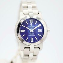 Bertolucci Uomo Steel 42mm Blue United States of America, Florida, Sarasota