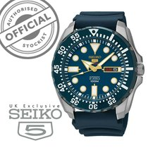 Seiko 5 Sports Steel 44mm