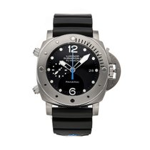Panerai Titanium 47mm Automatic PAM 614 pre-owned