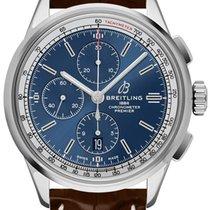Breitling A13315351C1P2 Staal 2021 42mm nieuw