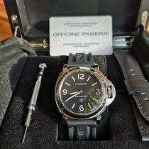 Panerai Luminor Base Logo PAM 00000 Très bon Acier 44mm Remontage manuel France, ARCHAMPS