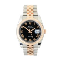 Rolex 116201 Gold/Steel 2019 Datejust 36mm new United States of America, New Jersey, Edison