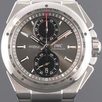 IWC Ingenieur Chronograph Racer IW378507 Muy bueno Acero 45mm Automático