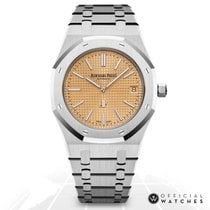 Audemars Piguet Royal Oak Jumbo 15202BC.OO.1240BC.01 2019 occasion