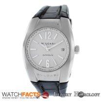Bulgari Men's Midsize  Bvlgari  Ergon Steel Date Automatic